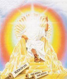 White Throne Of God